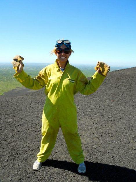 Nicaragua, Volcano
