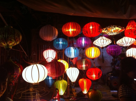 river lights - Vietnam