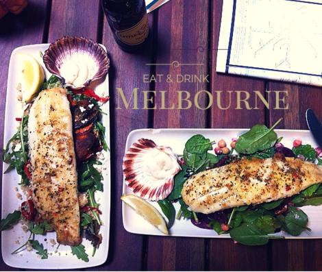 Eat, drink, Melbournre