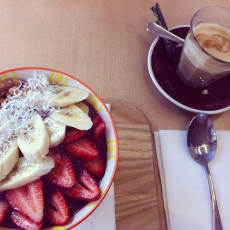 cafe, Food